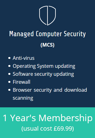 Managed Computer Security