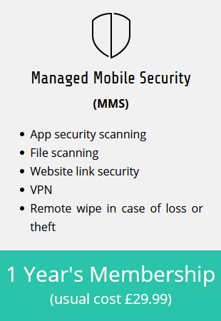 Managed Mobile Security