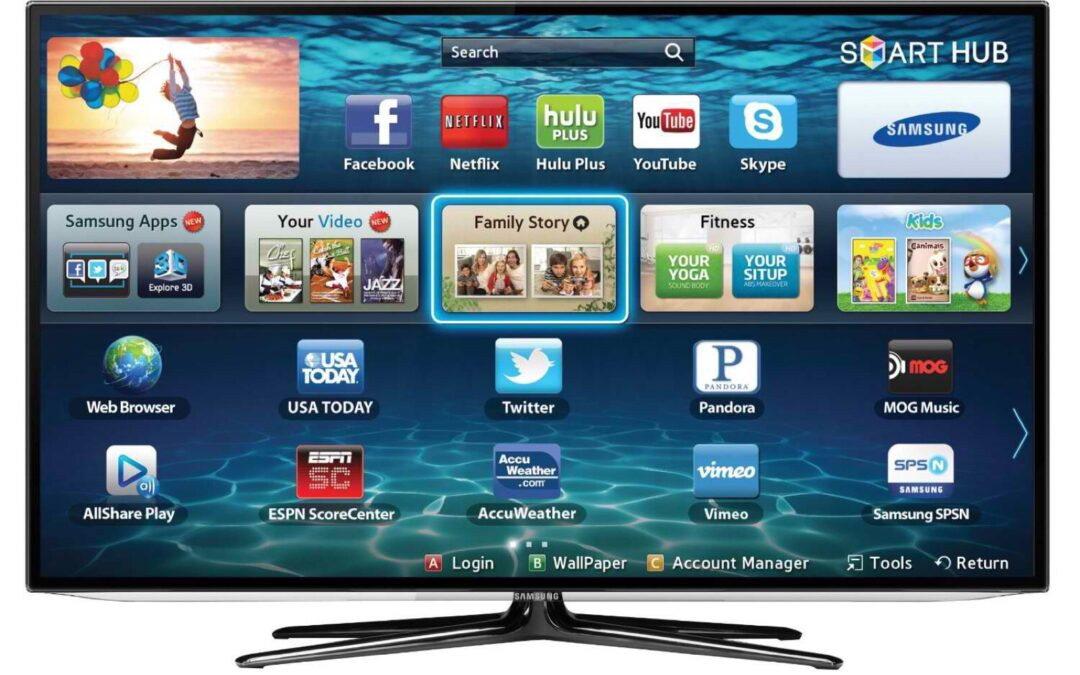 Why You Shouldn't Buy a Smart TV